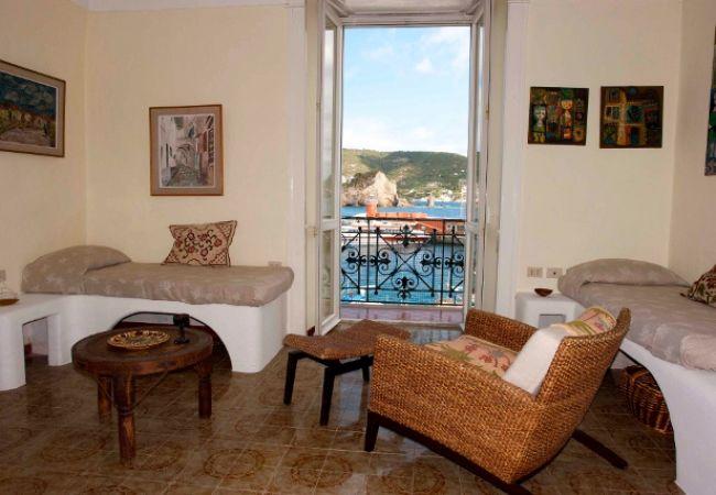 Appartamento a Ponza - Turistcasa - Il Balconcino 27 -