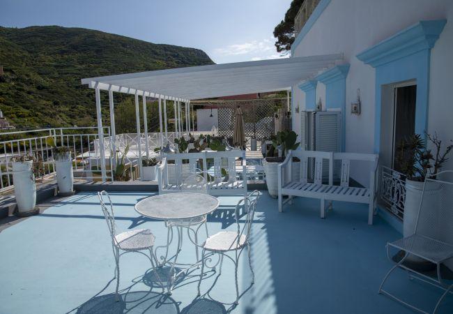 Villa a Ponza - Turistcasa - La Scalinatella 121 -